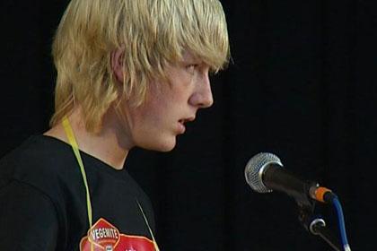 Kiwi teen in US spelling bee semi-finals