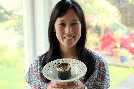 Nessie Chan founded Baking for Hospice as her way of saying thanks to the North Shore Hospice