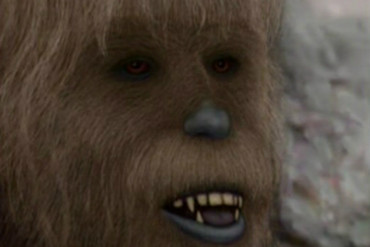 A digital reconstruction of Bigfoot