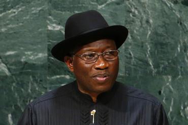 Goodluck Jonathan (Reuters)