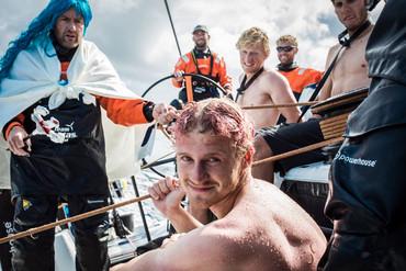 Onboard Team Vestas Wind (Volvo Ocean Race)