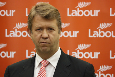 Labour Party leader David Cunliffe (Simon Wong)