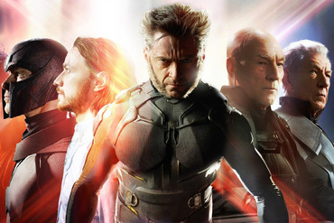 X-Men: Days of Future Past poster art