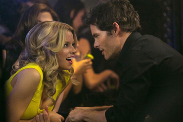 Elizabeth Banks and James Marsden in Walk of Shame