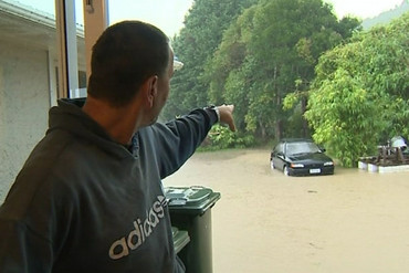 Residents have levelled criticism at the local council, saying it did not do enough to improve the storm-water system
