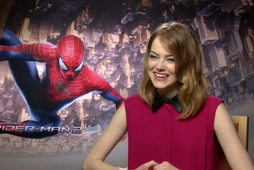 The Amazing Spider-Man 2: Rise of Electro star Emma Stone