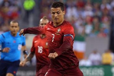 Cristiano Ronaldo (Reuters file)