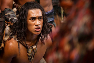 James Rolleston in The Dead Lands