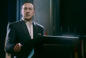 Kevin Spacey in Call of Duty: Advanced Warfare