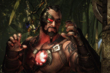 Kano in Mortal Kombat X