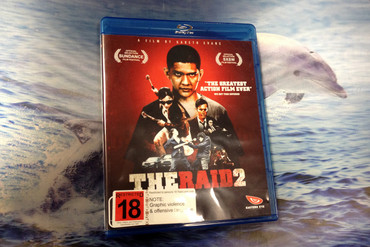 The Raid 2 has been released on DVD and Blu-ray in New Zealand