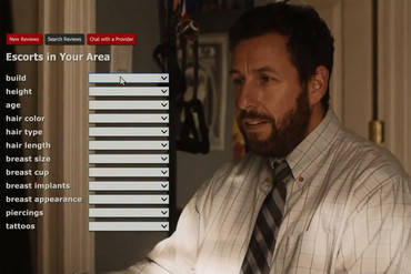 Adam Sandler in Men, Women and Children