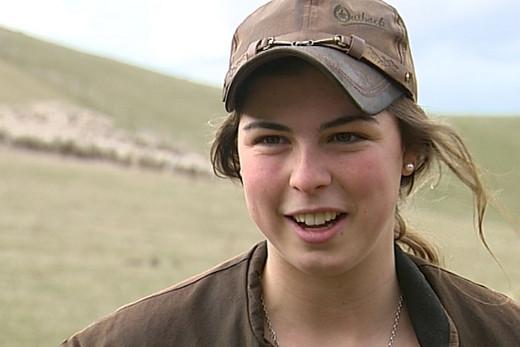 More women working NZ farms
